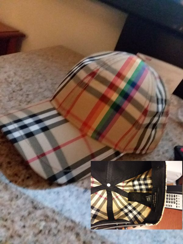 0eb58a81 Burberry Authentic newsboy hat (Clothing & Shoes) in Providence, RI