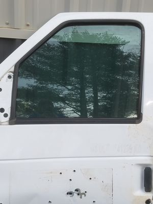 E450 driver glass and door