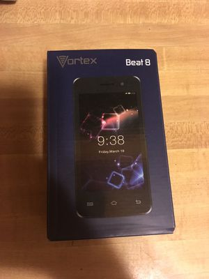 Brand New Vortex Beat 8