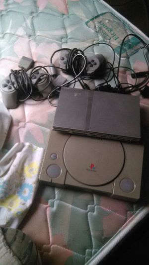 Ps1 and 2