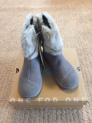 Toms Nepal Girls Boots
