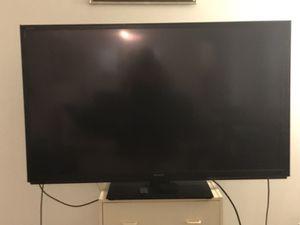 A Smart 60 inch TV