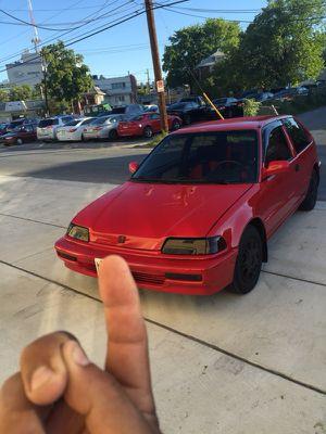 Honda Civic dx 1991