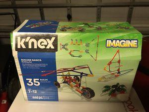 K'nex building set