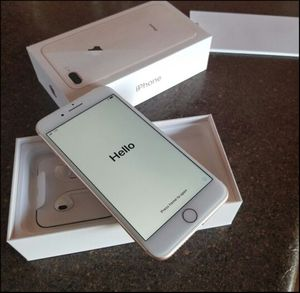 iPhone 8 Plus 256GB GSM Unlocked Gold * * Free Shipping!