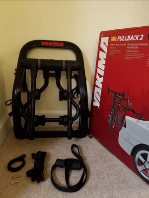 Yakima Fullback 2 bicycle rack