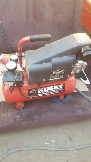 Husky air compressor