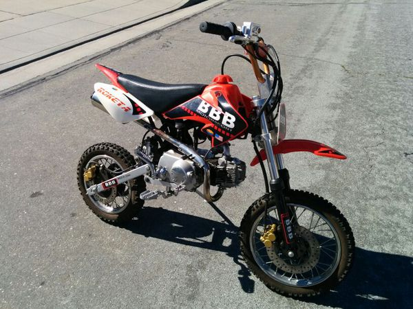 Roketa 125cc Pitbike Pit Bike Dirt Bike Dirtbike Motorcycles In