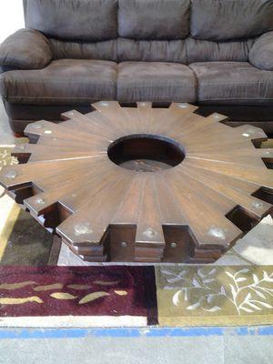 Unique mid-century coffee table