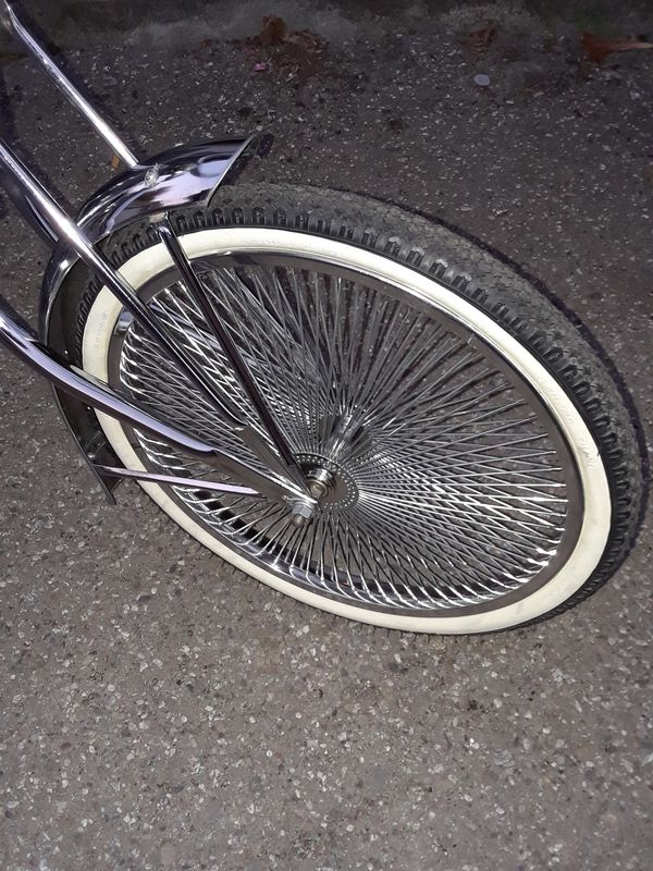 Lowrider Bike Chromed Out Bicycles In San Jose Ca Offerup