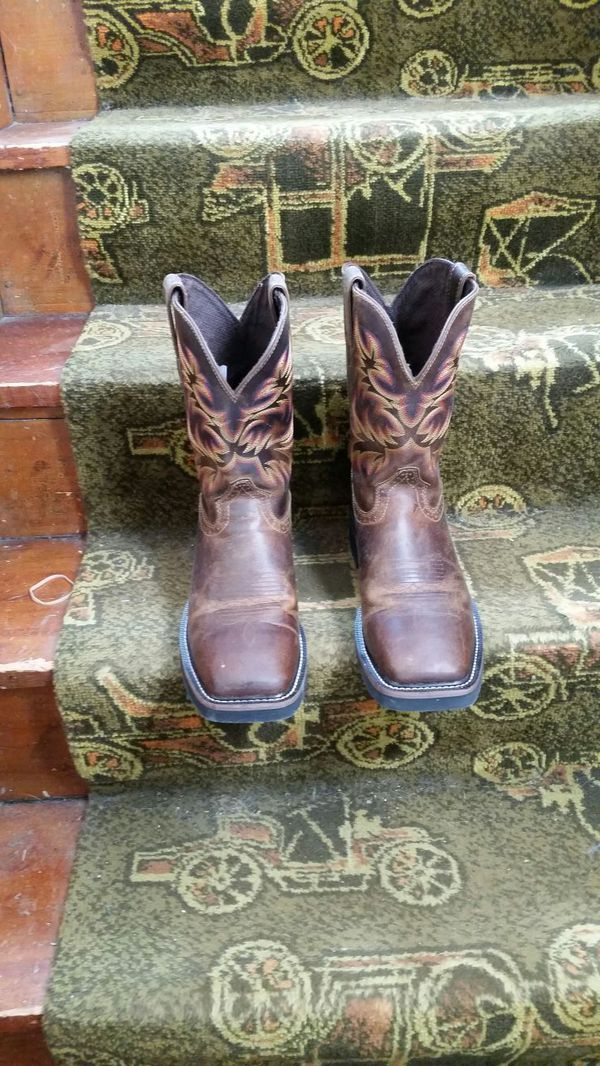 Justine Boots Size 12d In Men Clothing Amp Shoes In