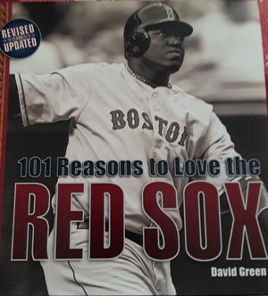 RedSox....100 Things to LOVE about them...