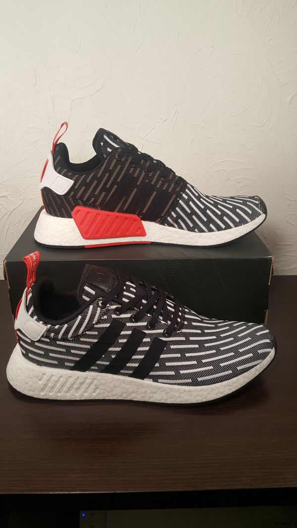 ADIDAS NMD_R2 SNEAKERS MEN'S SIZE 11.5