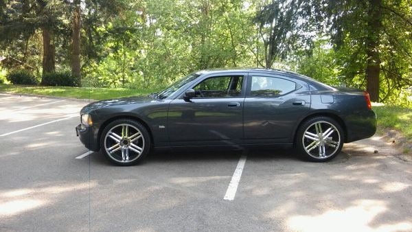 2007 dodge charger for sale or trade cars trucks in seattle. Cars Review. Best American Auto & Cars Review