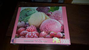 Berries n cream puzzle