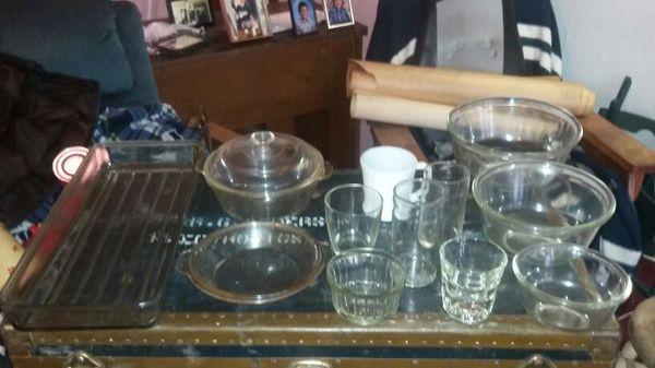Vintage Glassware Household In Seattle Wa Offerup