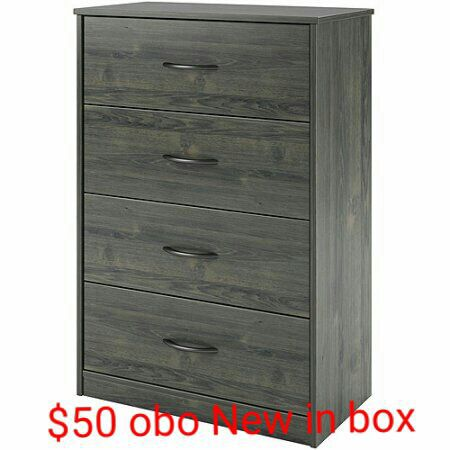 Mainstays  Drawer Dresser Rodeo Oak New In Box Furniture In Las Vegas Nv