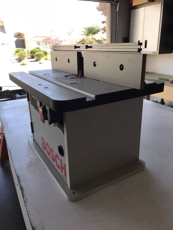 bosch router table lowes