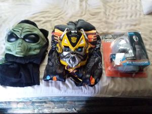 3 boy costumes