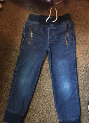 Baby Gap denim sweats 4t