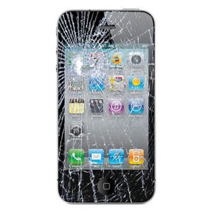 I buy cracked IPhones