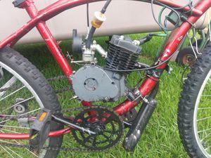 80cc project bike