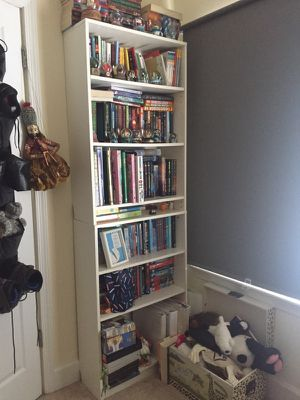 Two Bookcases from IKEA