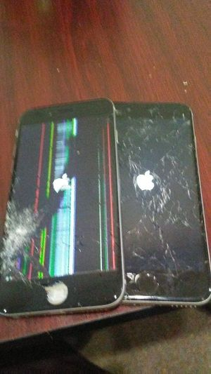 IPhone 6 Verizon for parts or you can fix it