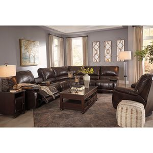 Leather Zero Wall Power Recliner With Luxury Features