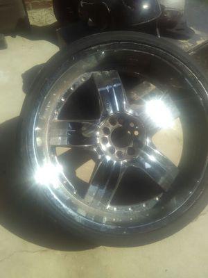 22 inch rims 200