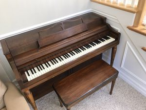 Wurlitzer Spinet Piano - DELIVERY AVAILABLE