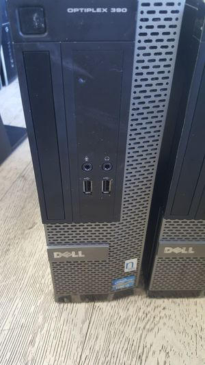 Dell i3 Tower - 4 gbs ram & 250 hdd