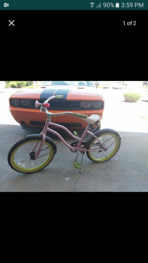 Girls Beach Cruiser Bike Bicycle Bicycles In San Jose Ca Offerup