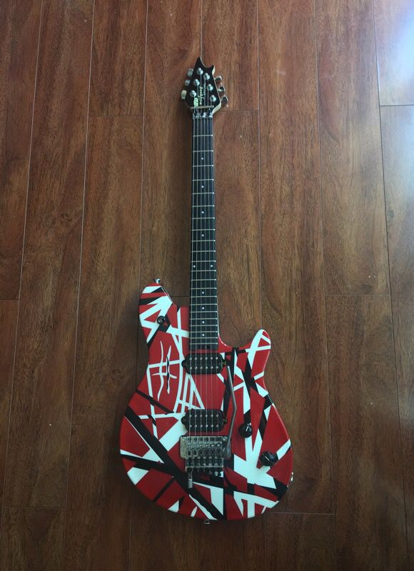 5c41279613f EVH Wolfgang Special Striped Series (Musical Instruments) in Los Angeles