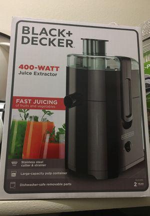 Juicer, used for sale  Tulsa, OK