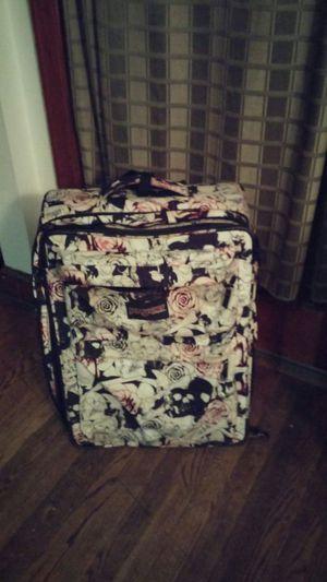 JanSport suitcase