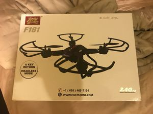 F181 quadcopter drone box