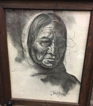 Original Norberto Reyes Art