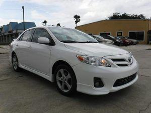 Toyota Corolla 2012 Besutiful!, S Sedan 4D FWD ,Hablamos Español ! No credit? It's ok we Finance! , Text now!!