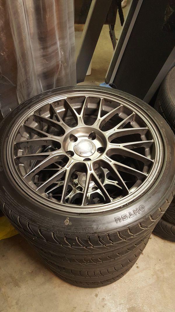 18\' Enkei Bortex Wheels (Auto Parts) in Spokane, WA