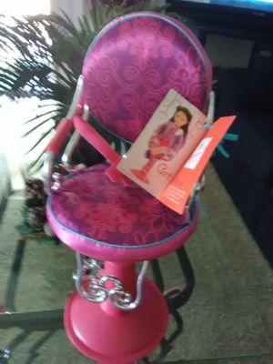 America doll chair salon