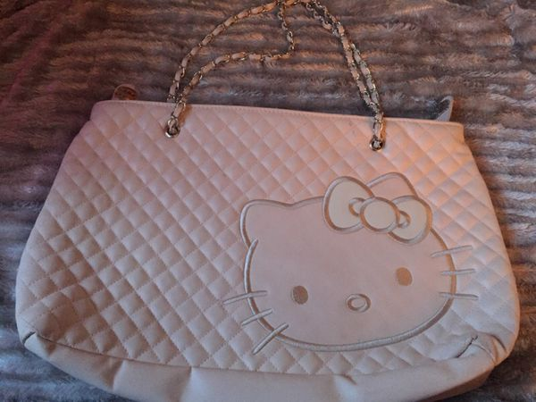 Hello Kitty Quilted Purse (Jewelry & Accessories) in Fremont, CA ... : hello kitty quilted purse - Adamdwight.com