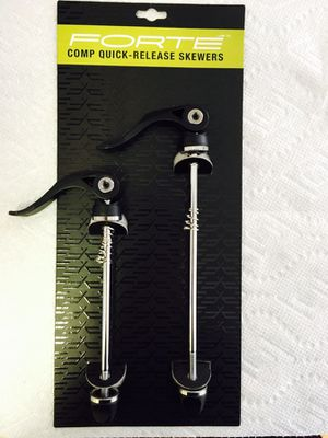 Forte Comp Quick Release Skewers