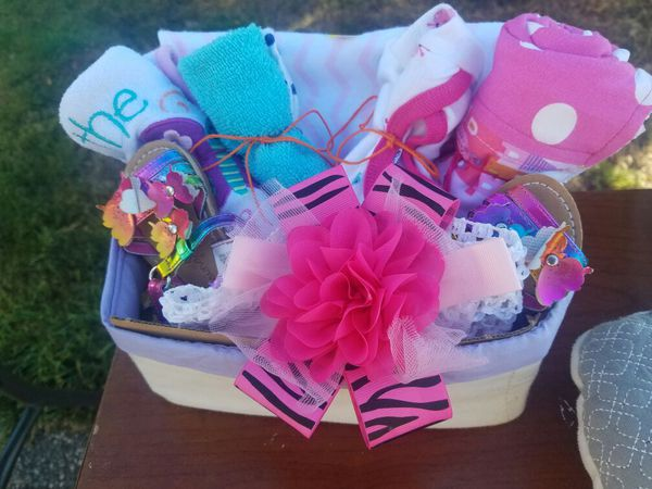 Baby Gift Baskets Wa : Baby gift baskets kids in marysville wa offerup