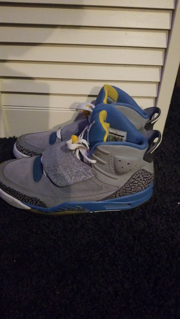 best service b505c 71cdb store nike air jordan son of mars shaded blue nike air jordan son of mars  e3391