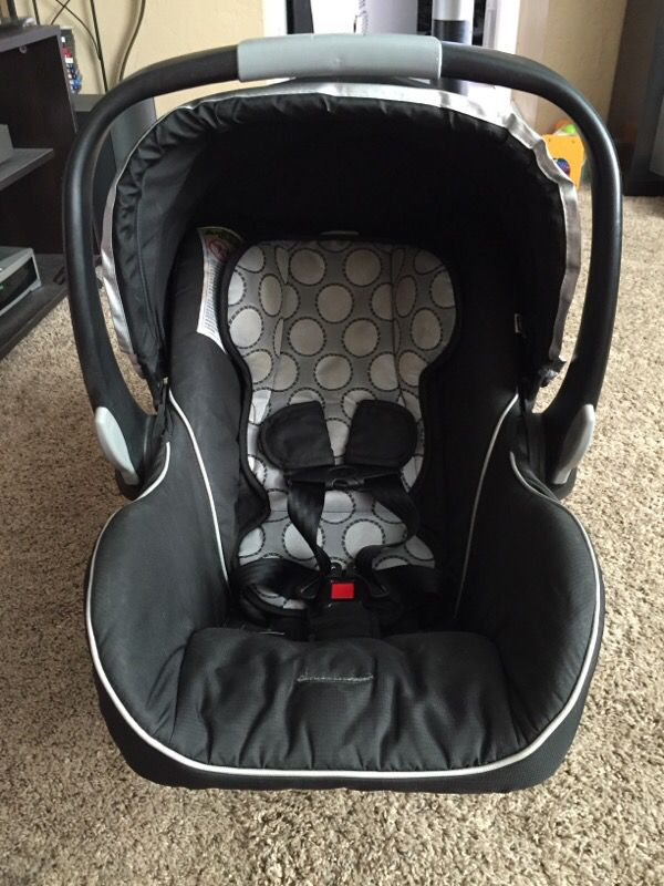 britax b safe car seat 2013 baby kids in san jose ca offerup. Black Bedroom Furniture Sets. Home Design Ideas