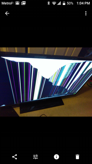 42 Samsung smart TV