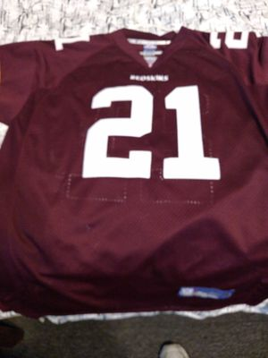 Make me a decent offer !!!Redskins Sean Taylor Authentic NFL Home Jersey , Must Go , Make me an offer !!!!!!!