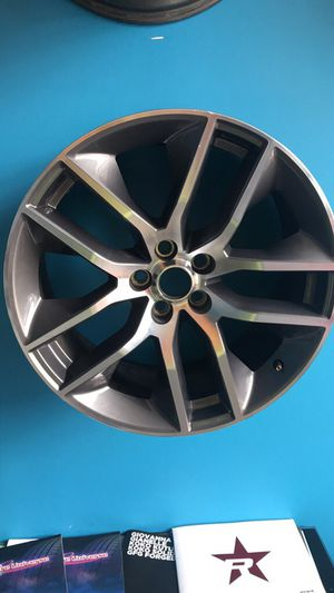 2015 Mustang Wheel