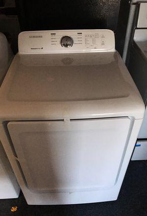 Brand new Samsung dryer